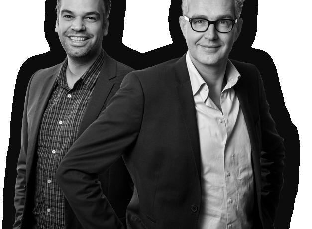 Emiel Kanters en Camiel Freriks