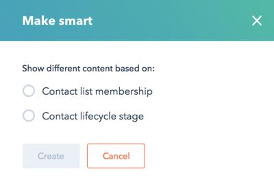 smart-content-hubspot-email
