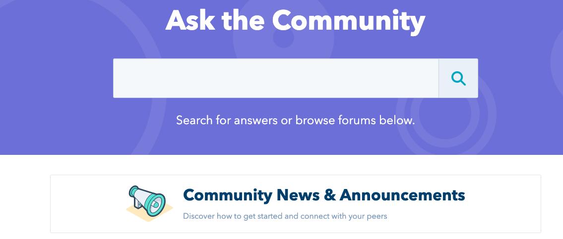 hubspot-community
