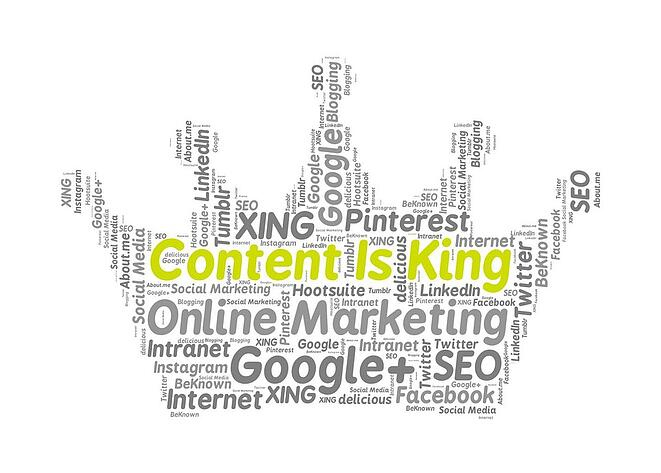 blog inbound marketing content