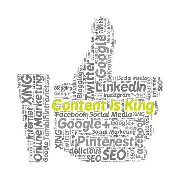 inbound marketing content marketing